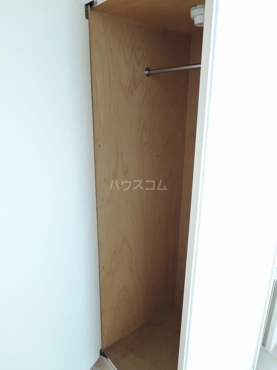 ロマネスク箱崎 401号室の収納