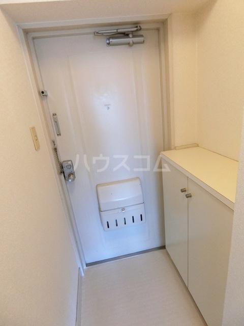 ロマネスク箱崎 401号室の玄関