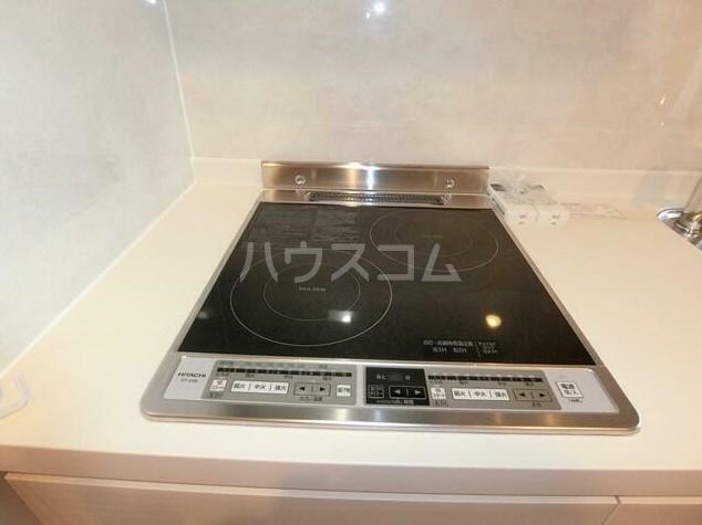 TK田園調布レディースフラッツ 1-101号室のキッチン