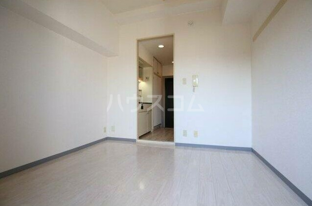 モナークマンション柿の木坂 203号室のベッドルーム