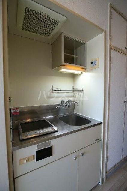 モナークマンション柿の木坂 203号室の設備
