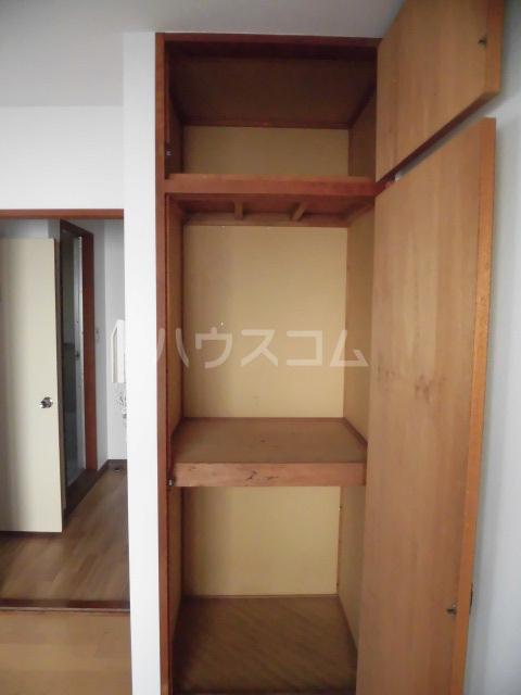 コーポタキ 203号室の収納