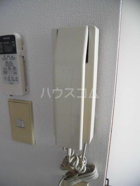 コーポタキ 203号室のセキュリティ