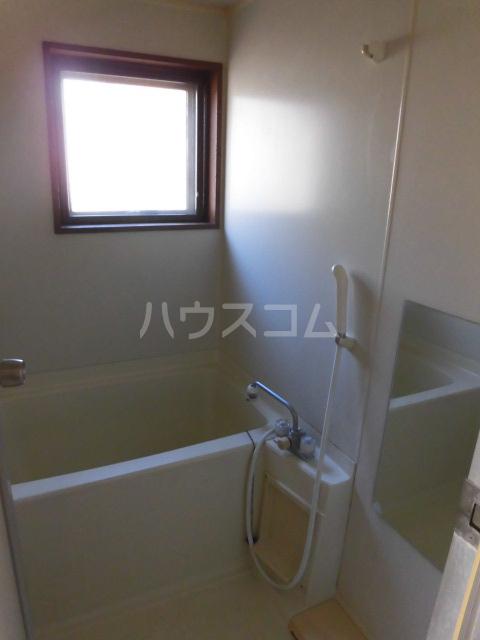 コーポタキ 203号室の風呂