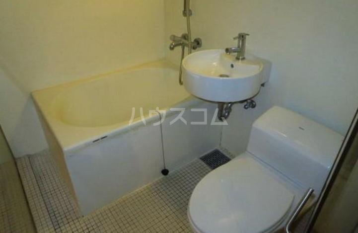 リッジ 203号室の風呂