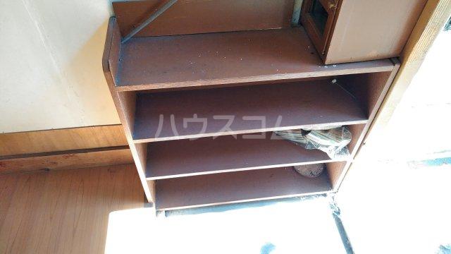 鈴木アパート 202号室の収納