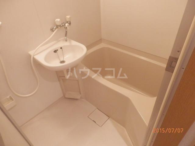 チェリーメゾン自由が丘 202号室の洗面所