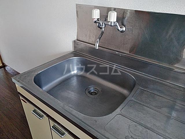 ハウス寿 206号室の洗面所