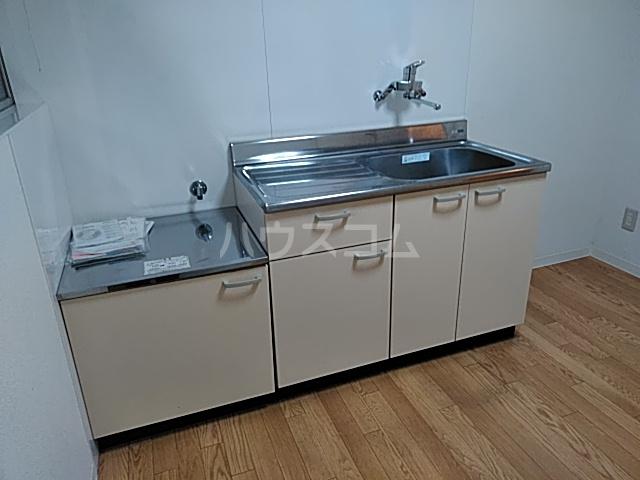 第一豊田マンション 102号室のキッチン