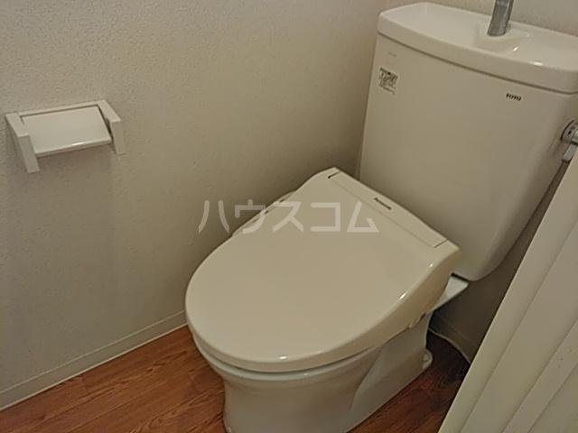第一豊田マンション 102号室のトイレ