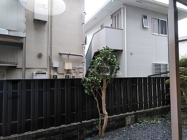 第一豊田マンション 102号室の景色