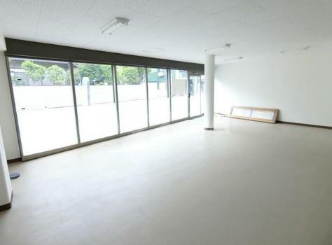 上野毛川口ビル 1号室のリビング