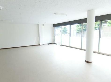 上野毛川口ビル 1号室の景色