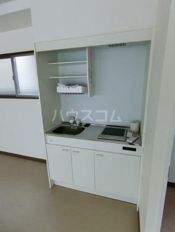 上野毛川口ビル 1号室のキッチン