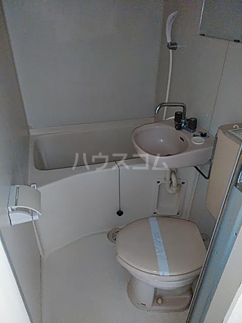 サンライク綱島 505号室の風呂