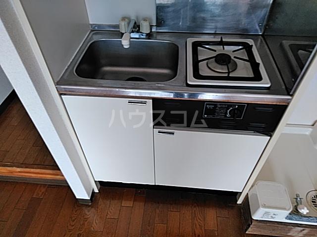 サンライク綱島 505号室のキッチン