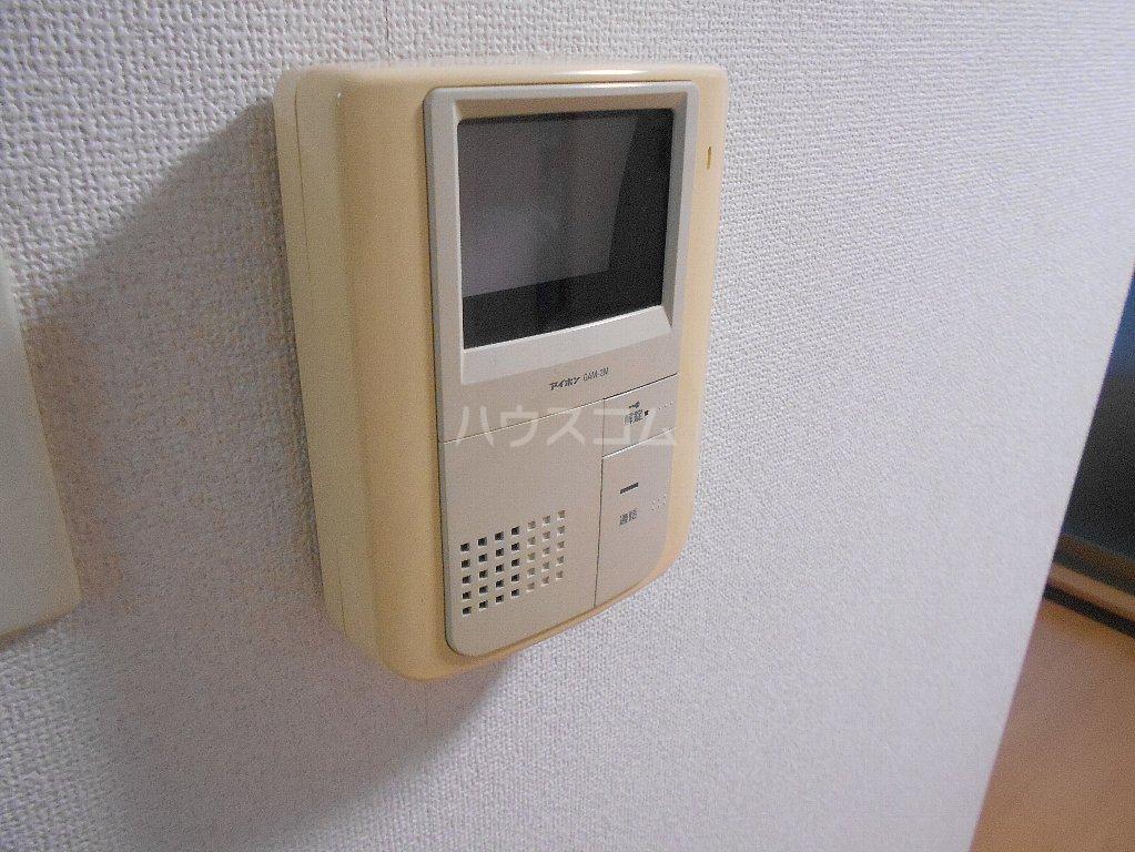 ラ カシータ大倉山 201号室のセキュリティ