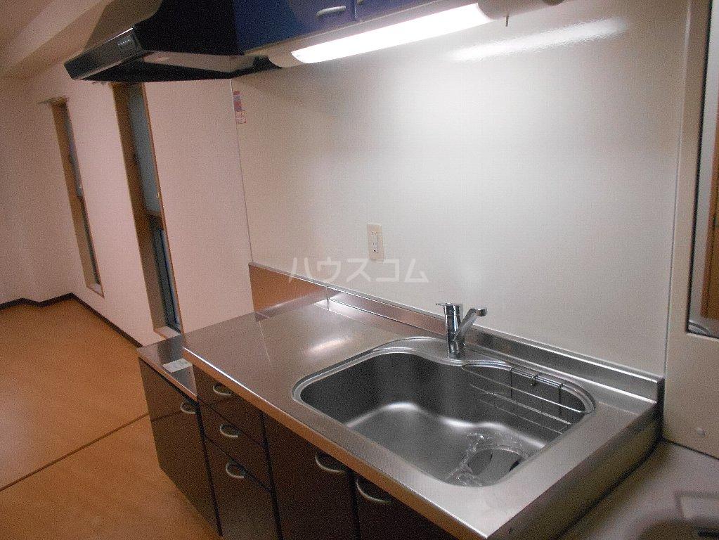 ラ カシータ大倉山 201号室のキッチン