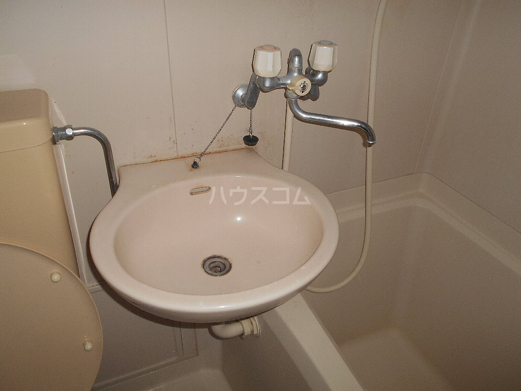 中川ビル 306号室の洗面所