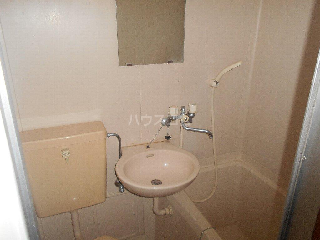中川ビル 306号室の風呂