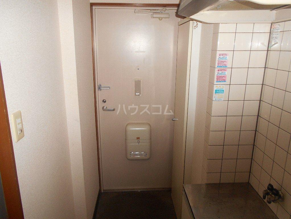 中川ビル 306号室のセキュリティ