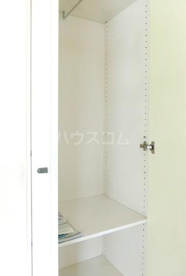 トップ新丸子第4 501号室の玄関
