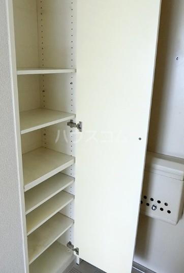 トップ新丸子第4 501号室の収納