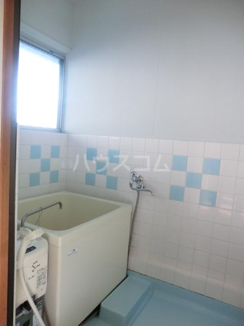 コーポコスモス 0203号室の風呂
