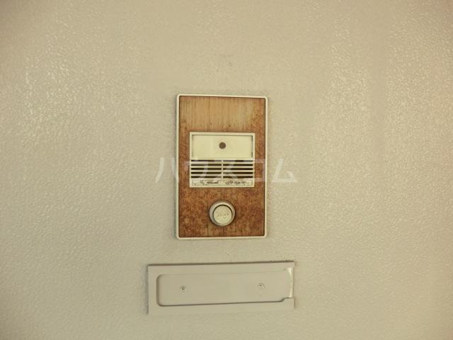 コーポコスモス 0203号室のセキュリティ