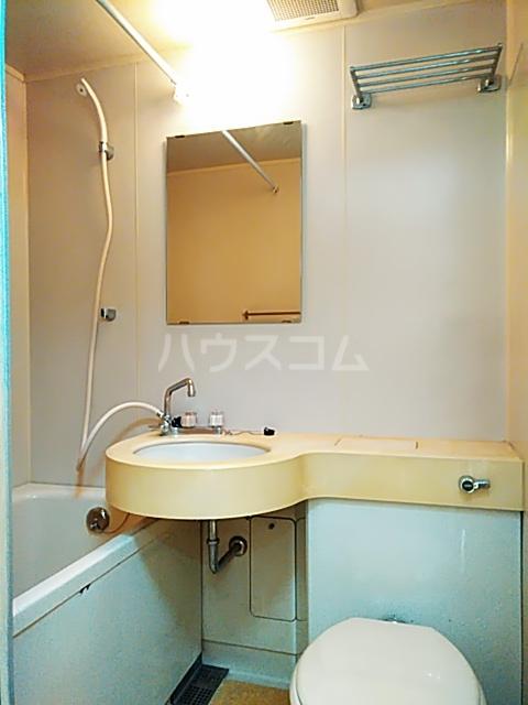 ライオンズマンション綱島 303号室の風呂