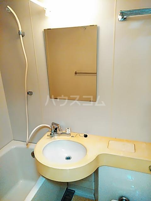 ライオンズマンション綱島 303号室の洗面所