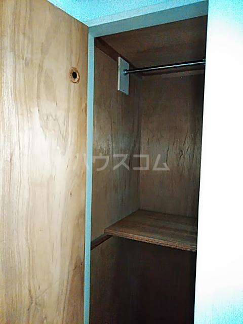 ライオンズマンション綱島 303号室の収納