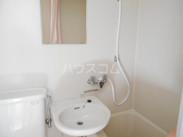 ガーデンハイム1 103号室のトイレ