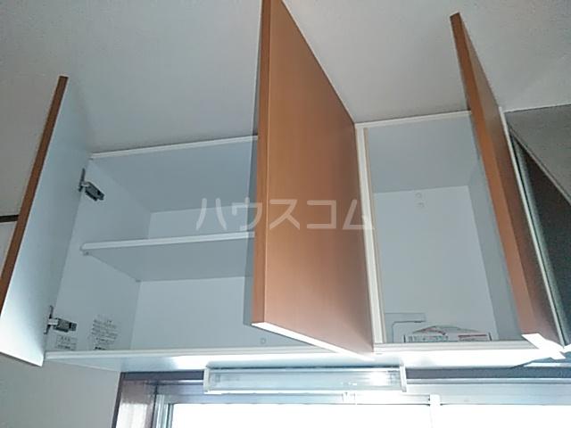 スライブハイツ   206号室のキッチン