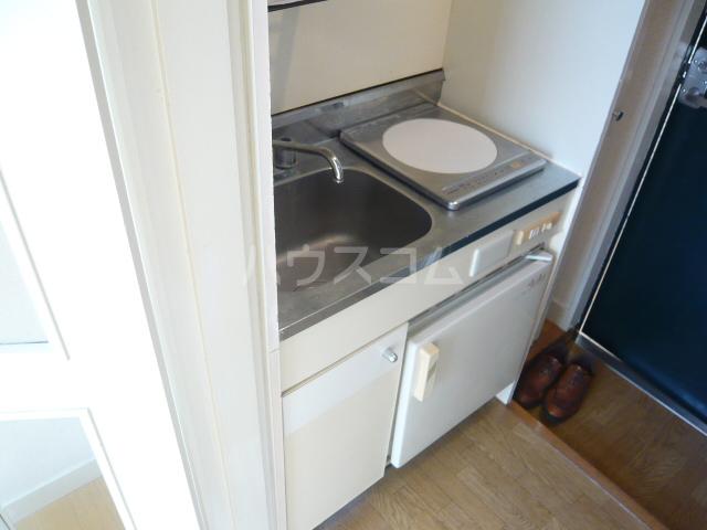 レオパレス松陰神社 202号室のキッチン