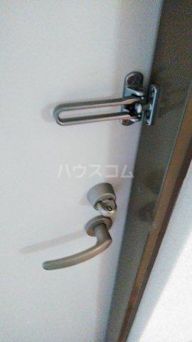 杉田ハイツ 301号室のセキュリティ