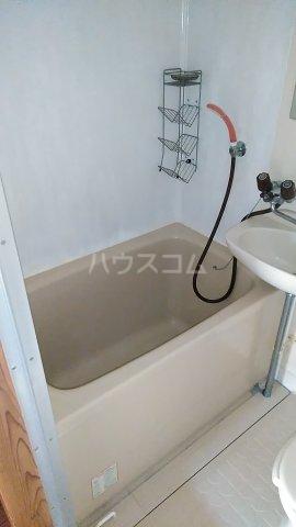 コーポ秋元 101号室の風呂