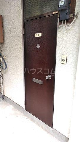 コーポ秋元 101号室のロビー