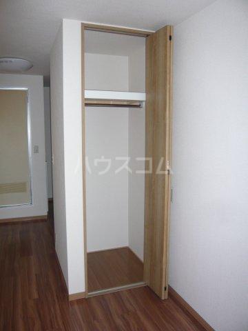 宮入荘 S3号室の収納