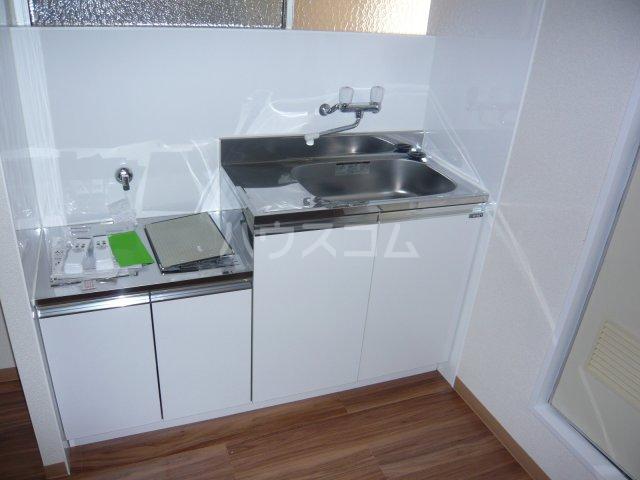 宮入荘 S3号室のキッチン
