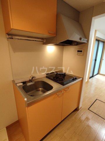 ラシーヌ 1R号室のキッチン