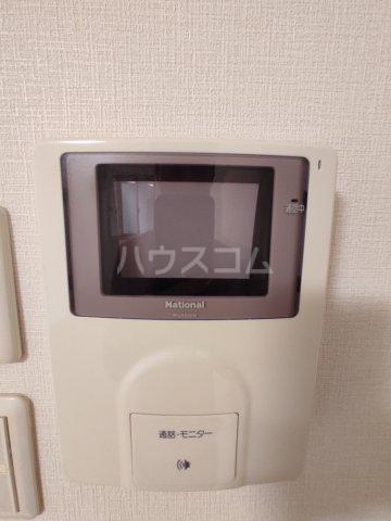 ラシーヌ 1R号室のセキュリティ