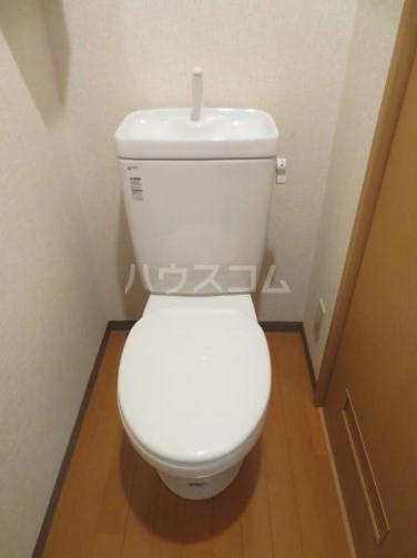 コヴェントリー 103号室のトイレ