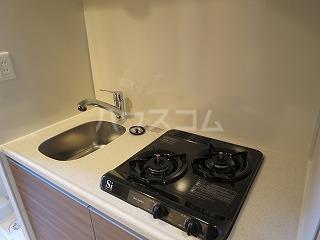 パティーナ下丸子 410号室のキッチン