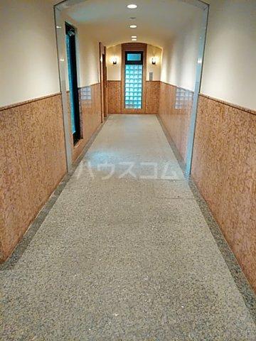エド・コモン西早稲田 502号室のロビー