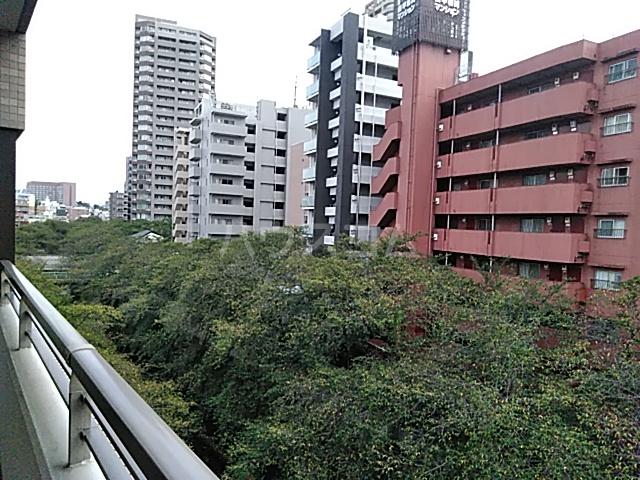 エド・コモン西早稲田 502号室の景色