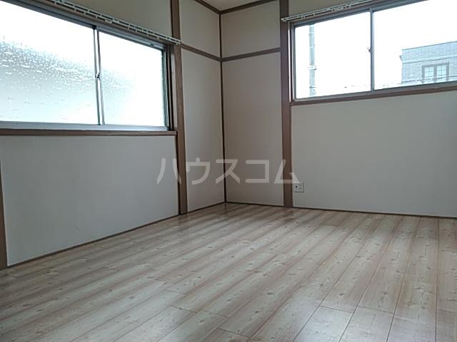 福岡借家の居室