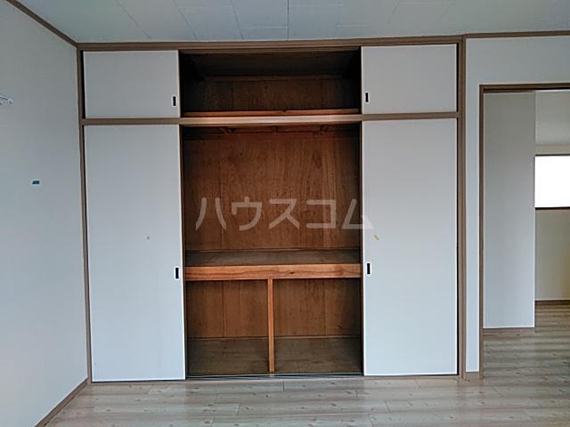 福岡借家の収納