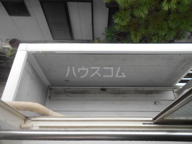 ティーエムズ香坂 204号室のバルコニー