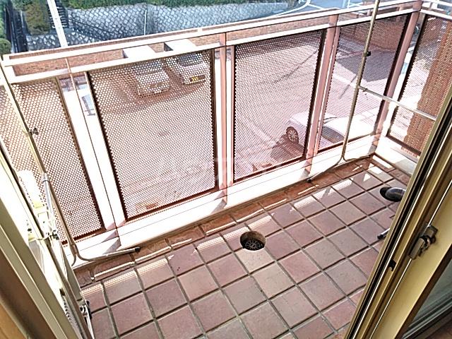 吉祥宮根の郷 303号室のバルコニー